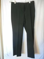 Talbots Petites Size 6P Black Trouser Dress pants