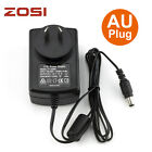 ZOSI DC 12V 2A Power Supply Adapter Charger for LED Strips Light for CCTV Camera