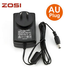 ZOSI DC 12V 2A Power Supply Adapter Charger light for LED Strips for CCTV Camera