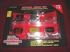 RACING CHAMPIONS MINT 1997 SPECIAL ISSUE SET #1 JC PENNY NIFTY FIFTY 5 CAR SET