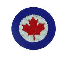 patch ecusson brode thermocollant air force aviation airforce canada canadien