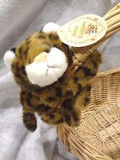 AURORA by A&A Plush~ANIMAL WRAPPERS~Wrap Around Wrist Kitty Pet Stuffed Toy~NWT