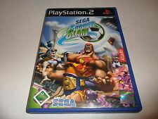 PLAYSTATION 2 PS 2 SEGA SOCCER SLAM