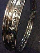 "Wheel Rim 1.85x17""x36 Holes Suit  7"" Diam Drum Hub AJS L/W, Yamaha Suzuki Honda"