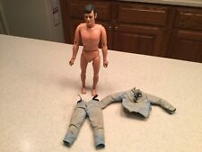 Gabriel Lone Ranger Action Figure With Clothes 1973 Used