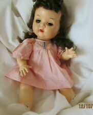 Vintage Yes No Answer Doll Only answers Yes. Cinderella Shoes Pink Dress