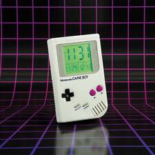Nintendo Game Boy Alarm Clock Classic Gaming Retro Wake Up