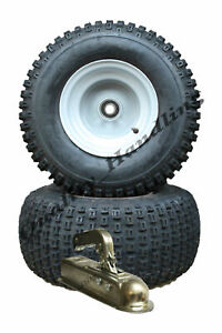 ATV trailer kit - Quad trailer - wheels with bearings + hitch, 200kg