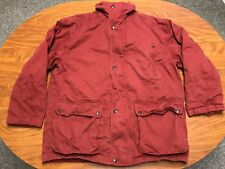 MENS VINTAGE BURBERRY MILITARY INSPIRED ZIP UP FIELD JACKET MADE ITALY MEDIUM