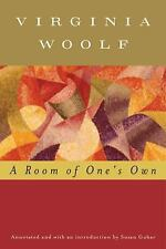 A Room of One's Own (Annotated), Virginia Woolf, Acceptable Book