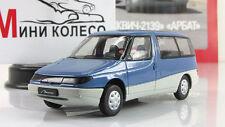 Moskvich-2139 Arbat USSR Soviet Auto Legends Diecast Model DeAgostini 1:43 #90