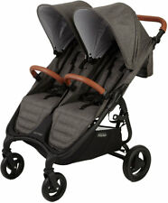 Valco 2018 Snap DUO Trend Stroller in Charcoal Brand New!! Free Shipping!!