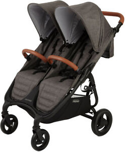Valco Snap DUO Trend Stroller in Charcoal Brand New!! Free Shipping!!