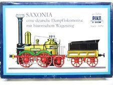 "Piko H0 Zugset ""Saxonia"" Dampflok + 4 Wagen / in OVP"