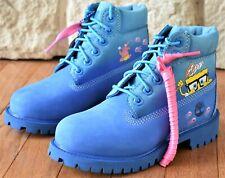 Timberland 6 Inch Premium x Spongebob - New Youth Size 13 Boots Nickelodeon