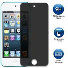 Privacy Anti-Spy Tempered Glass Screen Protector Guard For iPod Touch 6 5 Gen