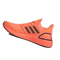 ADIDAS WOMENS Shoes Ultraboost 20 - Signal Coral, Core Black & White - EG0720