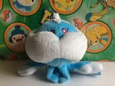 Pokemon Plush Blue Jellicent Male BW ball Keychain Stuffed doll toy figure #19