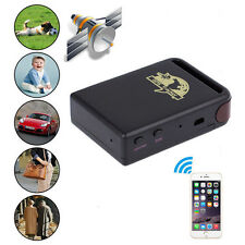 Mini Real-Time Spy GPS/GSM/GPRS Tracker Car Pet Vehicle Tracking Device System