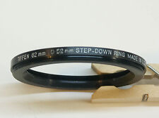 Tiffen Step-Down Ring 62mm-52mm Filter Adapter