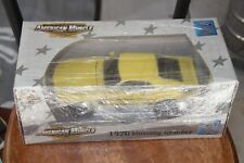 Ford Mustang Grabber, 1970, Yellow, 1:18, ERTL American Muscle, Rare