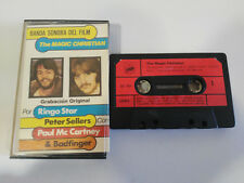 THE MAGIC CHRISTIAN RINGO STAR PAUL MCCARTNEY PETER SELLERS BEATLES CASSETTE