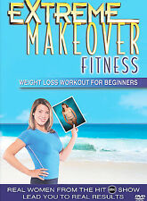 Extreme Makeover Fitness: Weight Loss Workout (DVD, 2004)