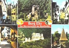 AK, Burg Eltz, sechs Abb., 1979