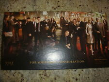 Law & Order Criminal Intent Special Victims Unit & Conviction 4 Emmy DVD Set