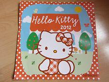 Hello Kitty Kalender 2012