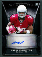 Andre Ellington signed autograph auto 2013 Topps Bowman Sterling Football Card