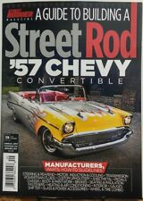 Street Rodder A Guide To Building A Street Rod 2017 1957 Chevy FREE SHIPPING sb