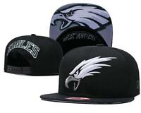 Philadelphia Eagles New NFL Embroidered Hat Snapback Adjustable Cap Adult Size