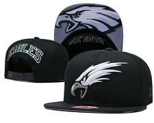 official photos fe86f 58a60 Philly Eagles New NFL Embroidered Hat Snapback Adjustable Cap Adult One Size