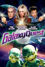 Galaxy Quest (Dvd, 2000, Deluxe Edition) New