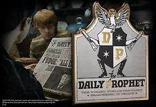Harry Potter Daily Prophet Sign The Noble Collection