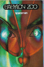 BABYLON ZOO SPACEMAN CASSETTE single 4TRACK Electronic Breaks, Synth-pop