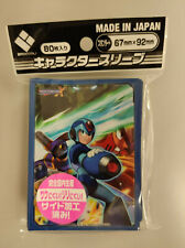 Mega Man X Card Sleeve Broccoli Weiss Schwarz Dragon Ball Magic