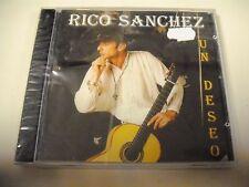 RICO SANCHEZ  Un Deseo - CD