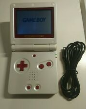 Nintendo Game Boy Advance SP - Famicom limited edition + NEW USB cable
