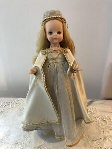 "Madame Alexander 14"" Doll Sleeping Beauty #1596  Vintage"