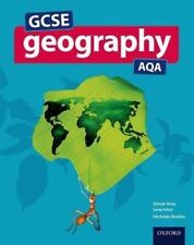 GCSE Geography AQA Student Book by Nick Rowles, Simon Ross (Paperback, 2016)