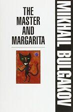 The Master and Margarita by Mikhail Bulgakov (Paperback Book)