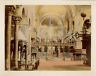 Italia, Venezia, Basilica di San Marco  Vintage albumen print. Tirage albuminé