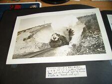 SCARCE USA RAILROAD PHOTOGRAPH  ALBUM- 92 ORIGINAL PHOTOGRAPHS