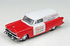 CMW Mini Metals HO Scale '53 Ford Courier Sedan Delivery - Dry Cleaner