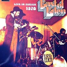 """East Of Eden:  """"Live In Zurich 1970"""" + Bonustracks  (Double Vinyl Reissue)"""