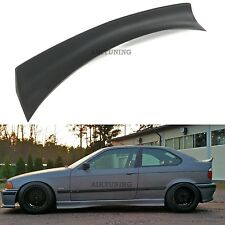 BMW E36 Rear Boot Lid Trunk Spoiler Ducktail Wing Compact Hatchback Ducktail Lip