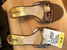 Michael Michael Kors Women Cheetah Slides Shoes