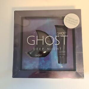 Ghost Perfume Deep Night Fragrance Gift Boxed Set EDT 30ml + Body Lotion 50ml
